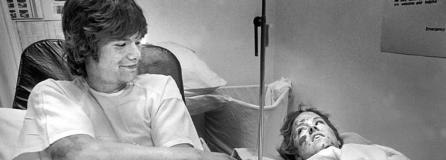 Roald Reitan and Venus Ann Dergan in Longview's St.