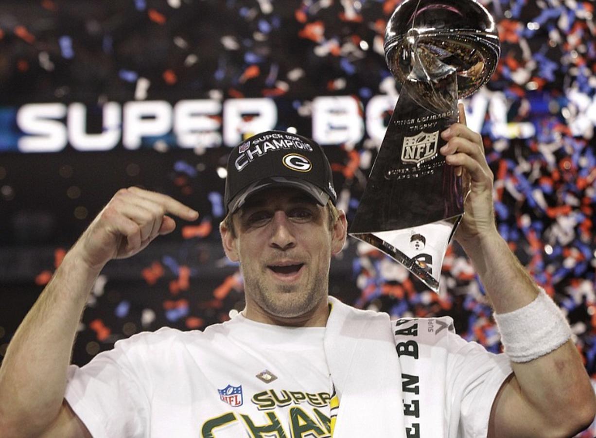 new product 0f36b 7cfc6 Packers win Super Bowl, 31-25 - Columbian.com
