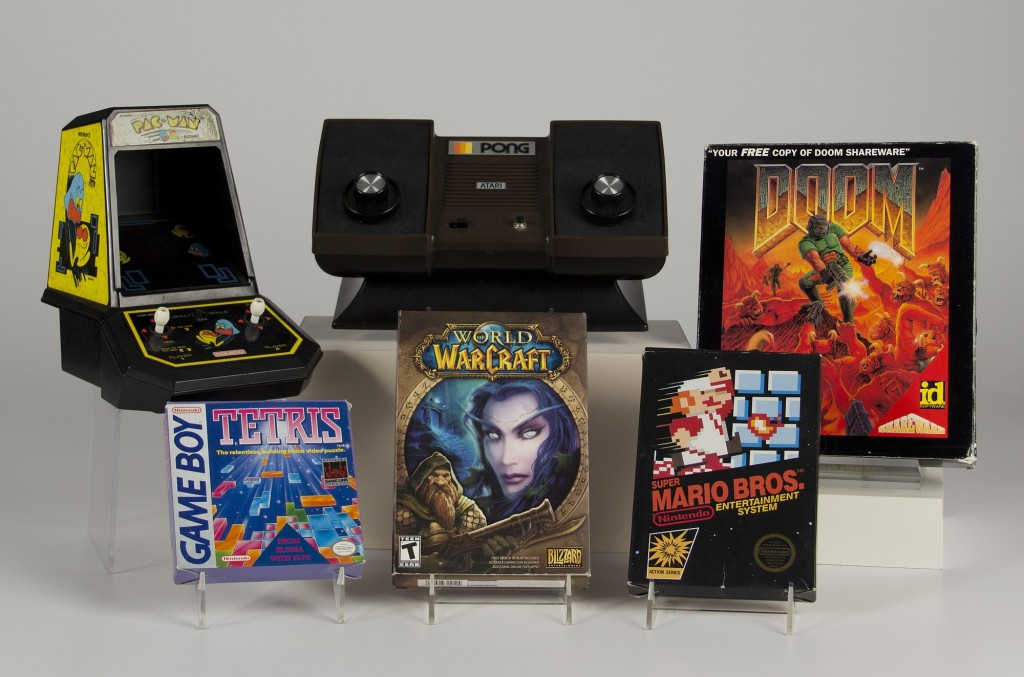 Pong,' 'Tetris' make first class of Video Game Hall of Fame | The