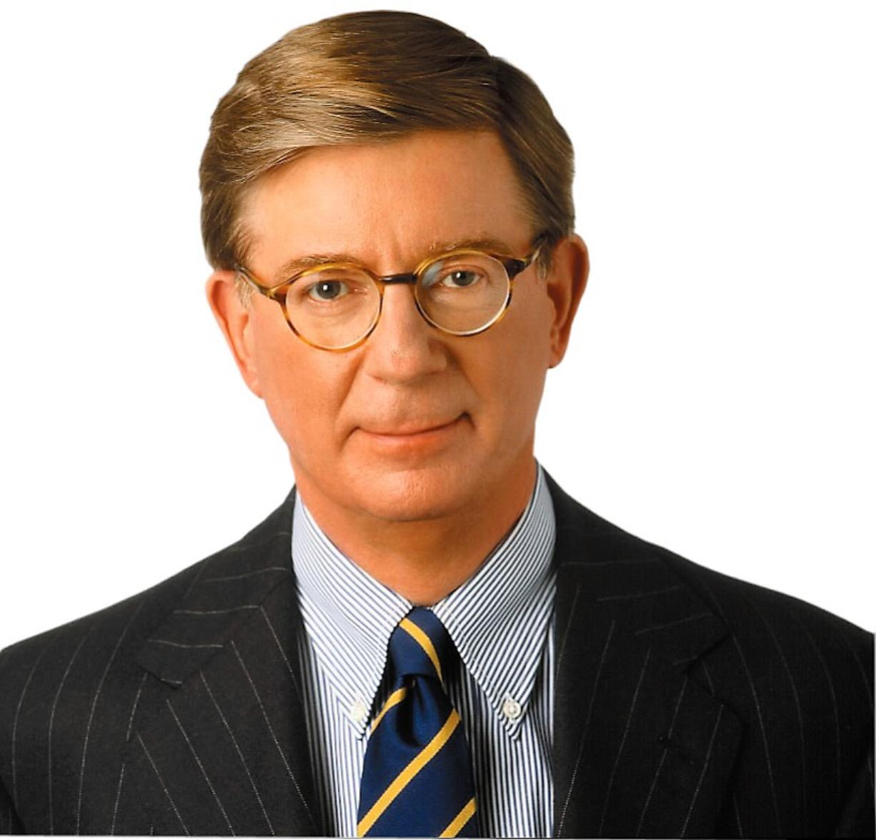 George F. Will is a columnist for the  Washington Post Writers Group.