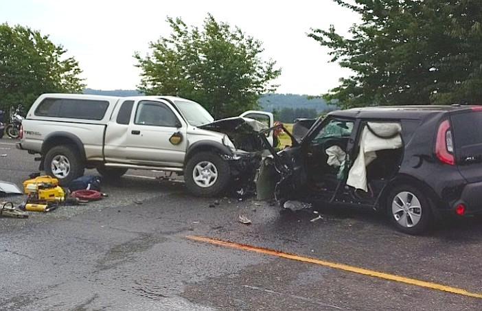 Second Victim In Fatal Sr 14 Crash Identified The Columbian