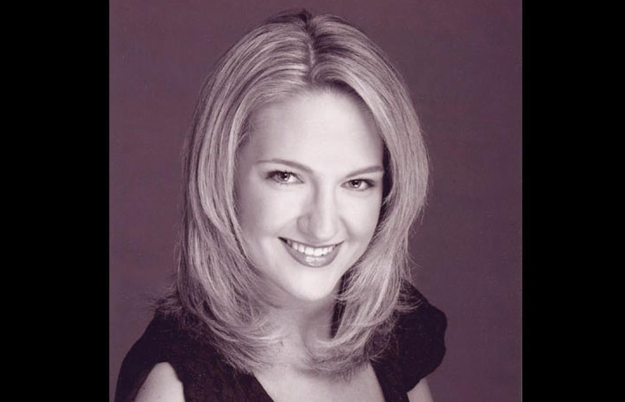 Evergreen High School drama teacher Stephanie McCrea in 2011.