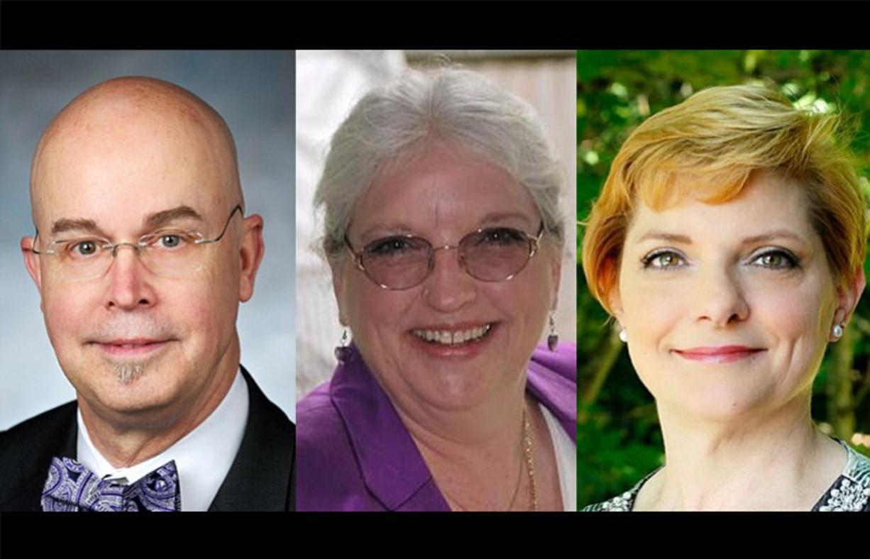 State Rep. Jim Moeller, D-Vancouver, will face challengers Carolyn Crain and Lisa Ross, both Republicans from Vancouver, for the 49th Legislative District's second House position.