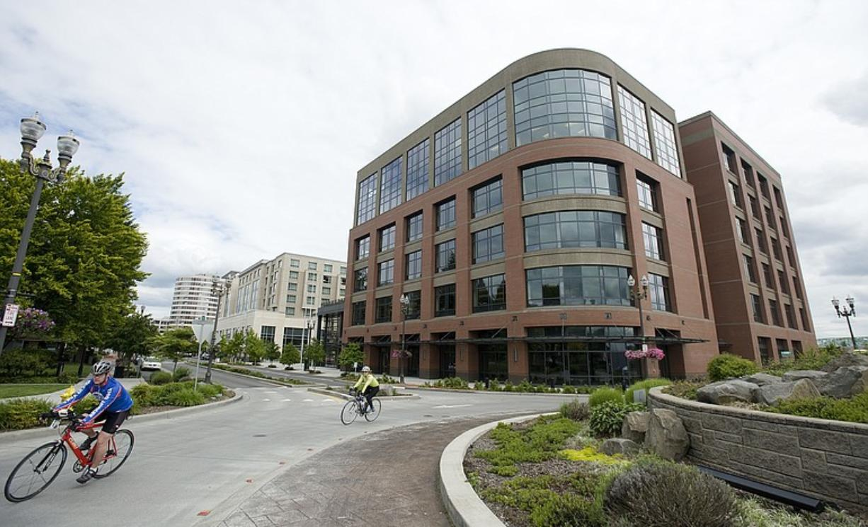 The city of Vancouver has reached a contingent agreement with Bank of America to purchase the former Columbian building and surrounding land downtown for $18.5 million.
