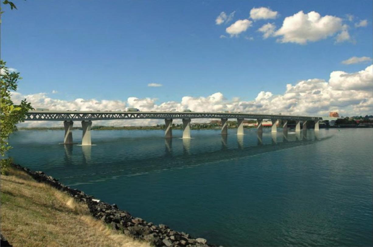 The White House announced Tuesday that President Barack Obama's new budget proposal includes $39 million for the light-rail component of the Columbia River Crossing.