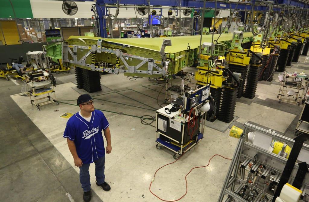 Boeing Bullish Dismisses Doubts The Columbian