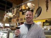 Peter Dougherty is the chef and owner of La Bottega in Vancouver.