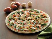 Veggie Delite Papa Murphy's pizzas