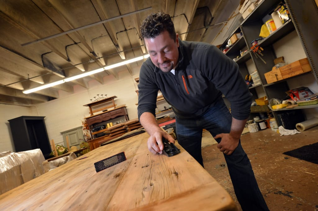 Old lumber finds second life in new homes | The Columbian