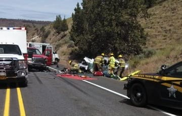 Vancouver woman seriously injured in Oregon crash | The Columbian