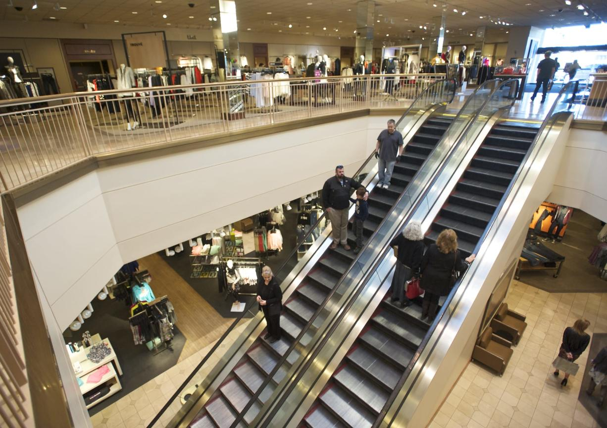 Mall Mum On Future Of Nordstrom Space Columbian Com
