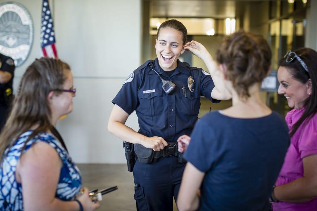girls who like cops