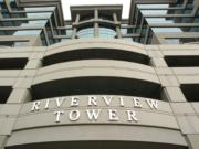 The Riverview Tower, which opened in 1991 as the First Interstate Tower, has been sold to Vancouver-based Al Angelo Co. for $18.75 million.