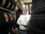 Dave Montei is the owner of Richey's Tire Factory.