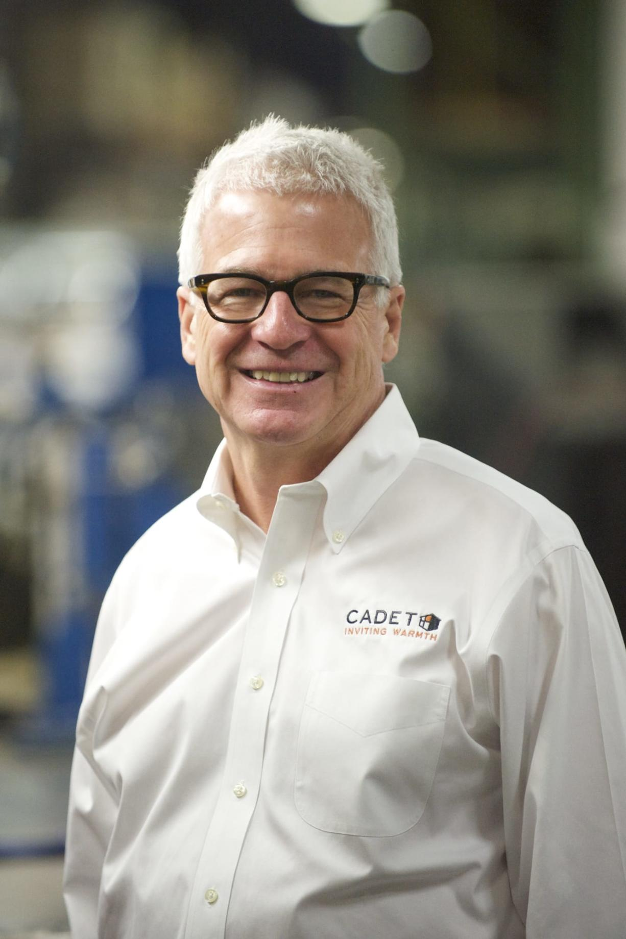 "With rapid changes in markets and consumer preferences, Hutch Johnson, president of Cadet Manufacturing, said that he sometimes feels ""as if I live in the future."