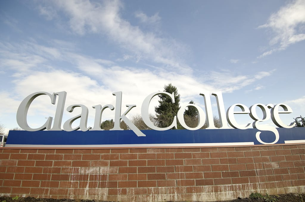 Clark College is looking at cutting up to $2.6 million as it finds ways to address declining state funding.