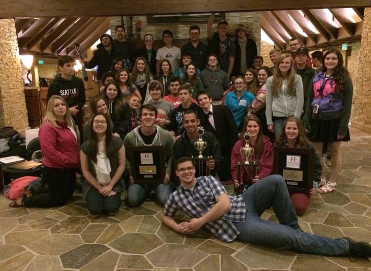 Brush Prairie: The Prairie High School Wind Ensemble and Jazz Band both earned awards at the WorldStrides Heritage Seattle Music Festival April 9-12.