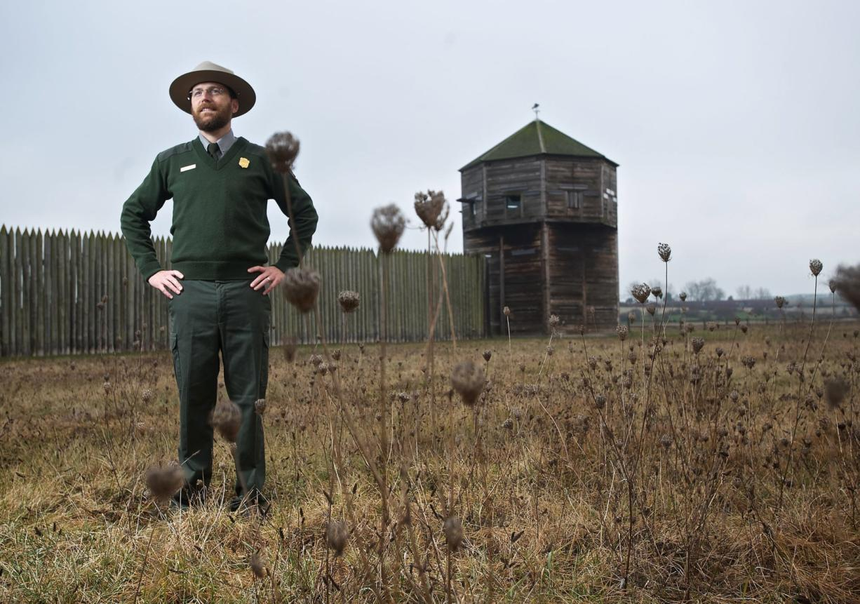 Historian and Chief Ranger Greg Shine says that Fort Vancouver was a proving ground for people sent to the remote outpost by the Hudson's Bay Company and the U.S.