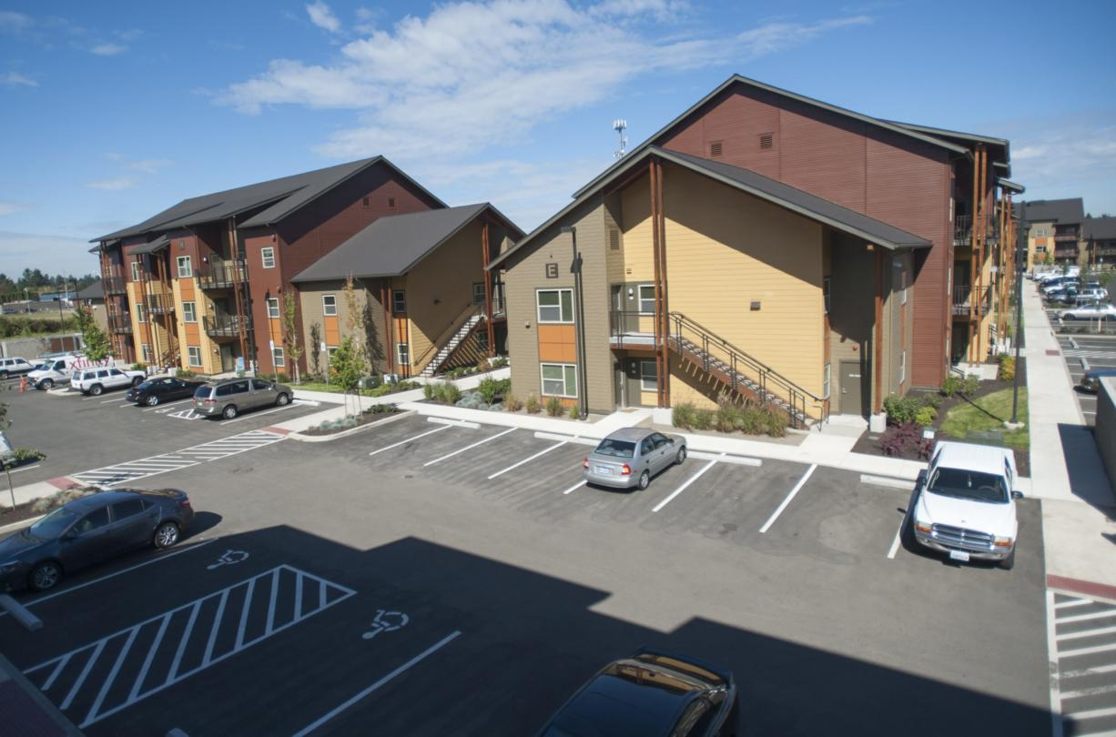 New affordable apartments rent out quickly - Columbian com