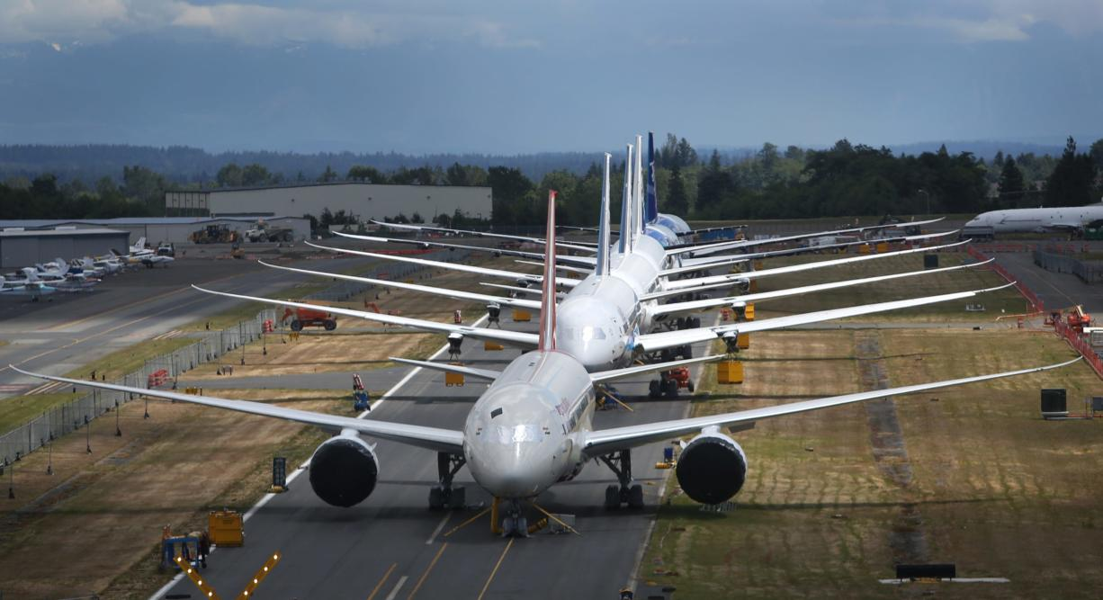 Faster production boosts Boeing's 1Q profit - Columbian com