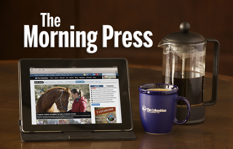 Morning Press - Columbian com