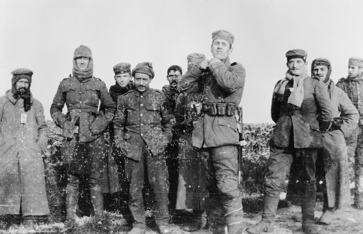 Christmas 1914: The day humanity beat war - Columbian.com