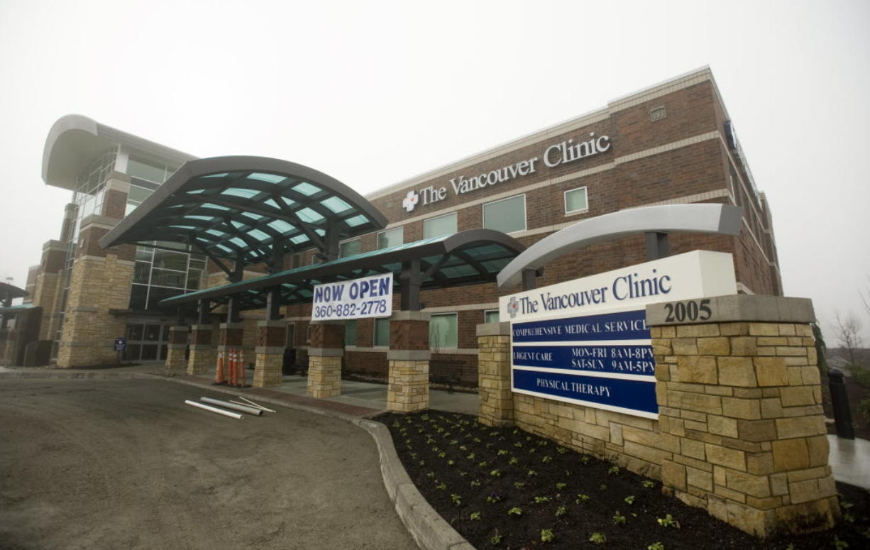The Vancouver Clinic will no longer accept new Medicaid clients and, over the next three years, will reduce the amount of Medicaid services it provides to Clark County residents.