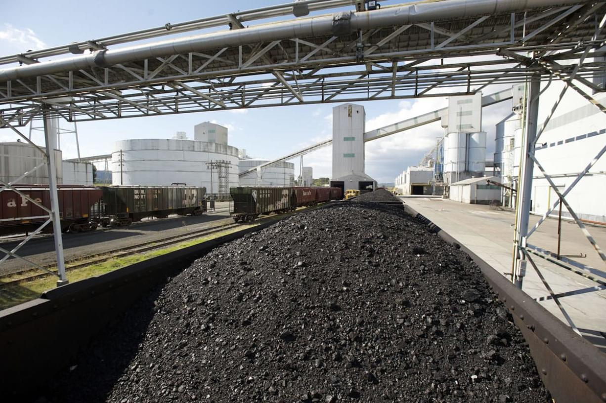 Millennium Bulk Terminals has proposed building a coal export terminal in Longview that could handle up to 44 million metric tons of coal per year. The facility was proposed in 2012 and remains under review.