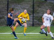 Ashley Haden, Western Washington University soccer. WWU Athletics photo.