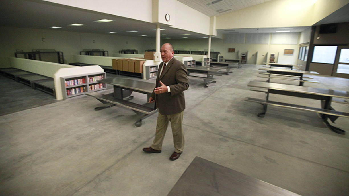 Jail in Thurston County remains empty - Columbian com