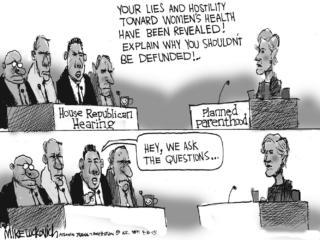 Editorial Cartoons: Sept. 27-Oct. 3