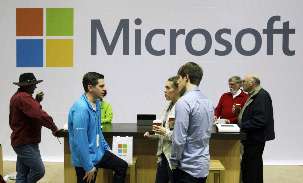 A Breakup For Microsoft The Columbian