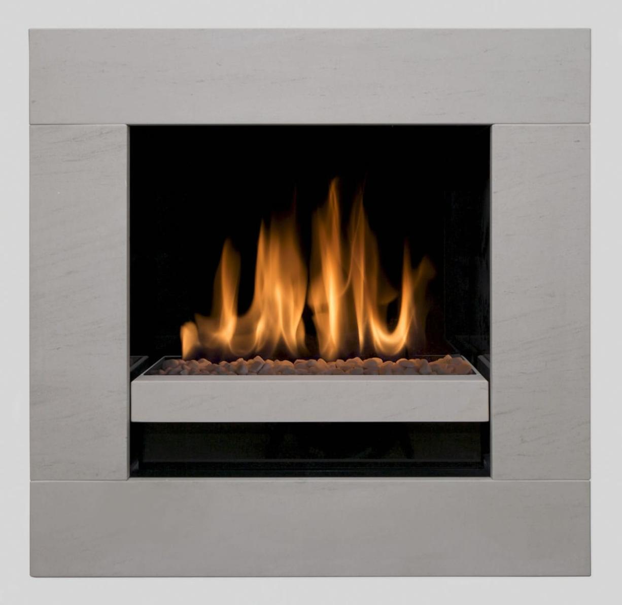 Ventless fireplaces can help save money on your heating bill. (iStock)