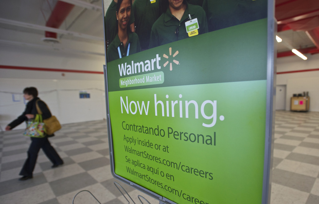 Wal Mart Seeks Nearly 400 Local Workers The Columbian