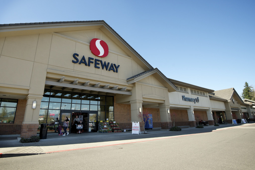 Safeway Has 12 Clark County Stores, Including This One At 6700 N.E. 162nd  Ave.