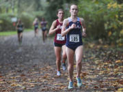 Prairie High graduate Taylor Guenther leads Western Washington on the course and is a three-time NCAA Division II Academic All-American.