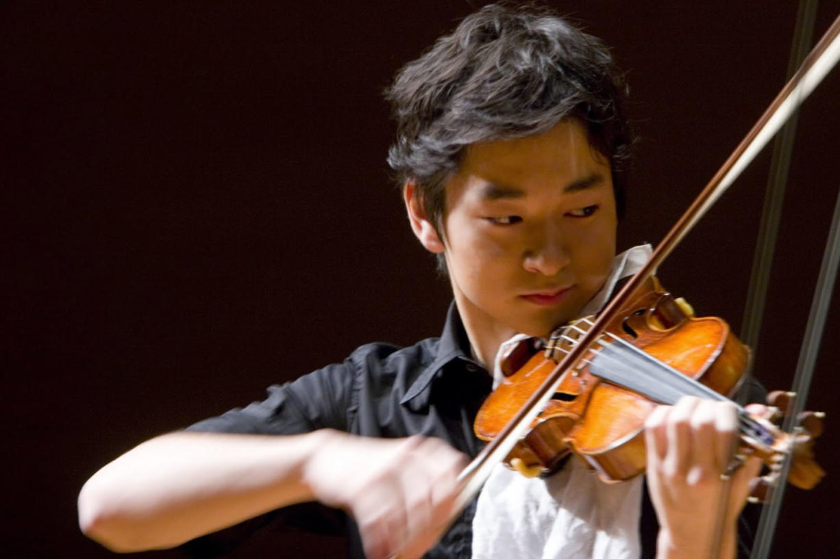 Violinist Ryu Goto will join forces with the Vancouver Symphony Orchestra Jan.