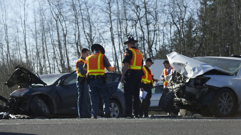 Wrong-way driver in fatal I-5 crash dies | The Columbian