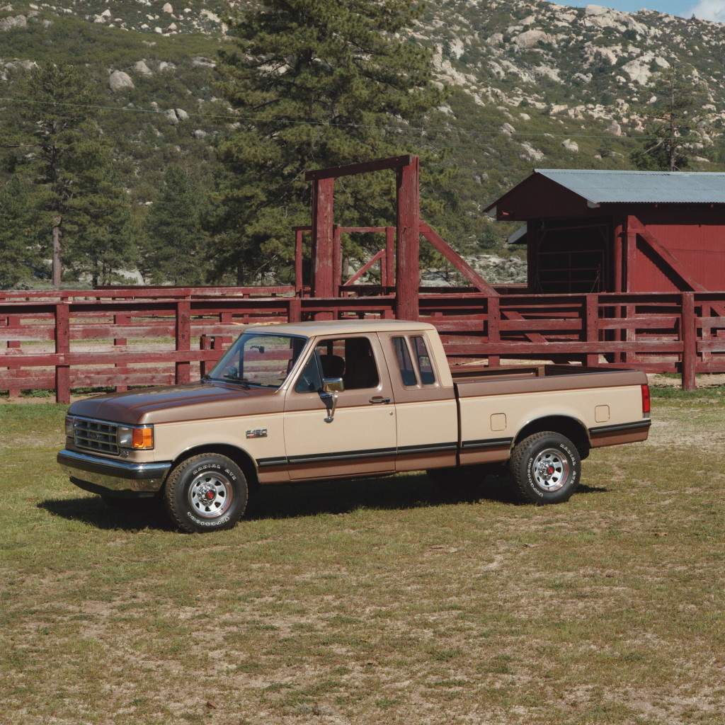 Aluminum Revolution Ford Introduces A New F 150 The Columbian 1948 Short Bed 1987