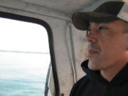 Jay Julius is a Lummi tribal council member and fisherman.