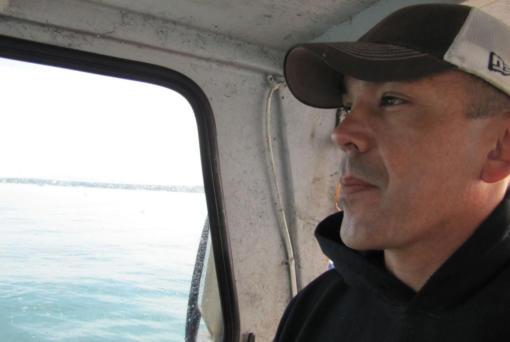 Jay Julius is a Lummi tribal council member and fisherman.