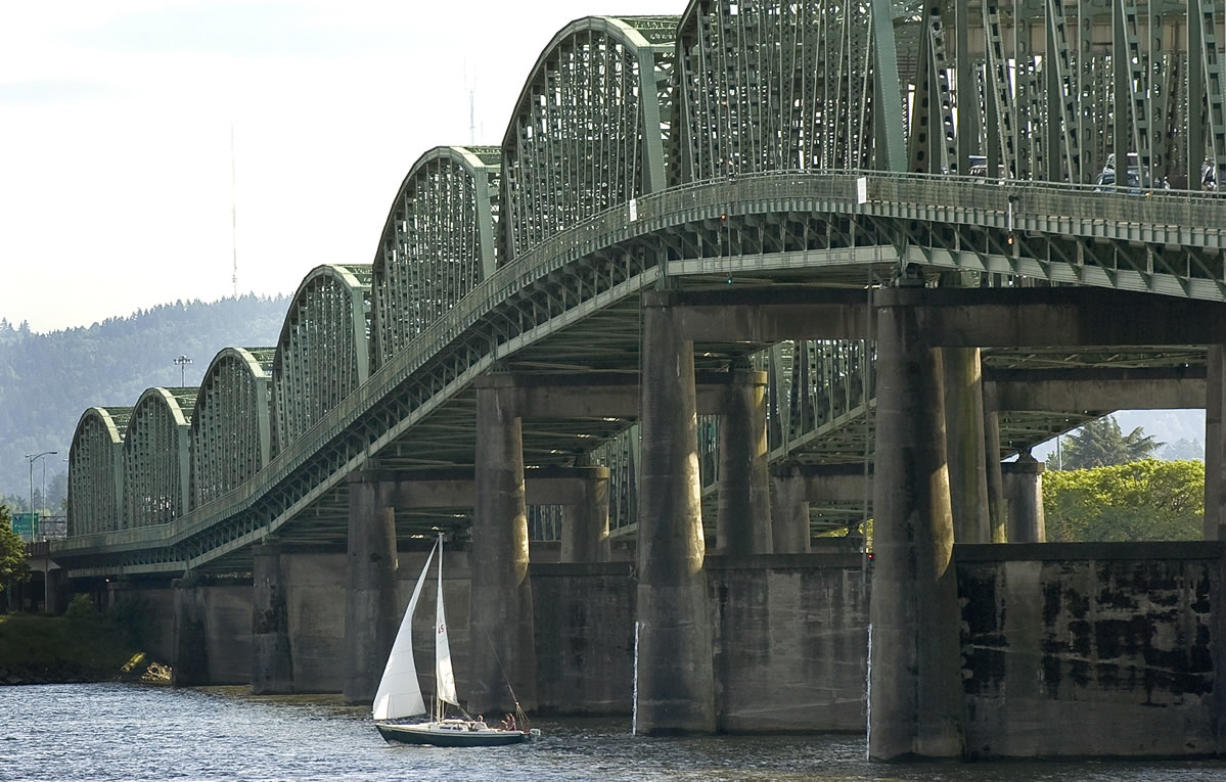 The Columbia River Crossing project would have replaced the Interstate 5 Bridge.