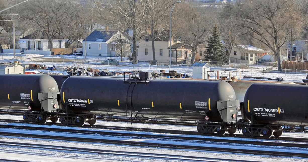 Tesoro Corp. said Thursday that it would acquire new, safer rail cars to transport oil from the Bakken shale formation in North Dakota to the Port of Vancouver, where the oil will be transferred to ships for transport to U.S. oil refineries. Recent accidents have raised concerns about tanker car safety.