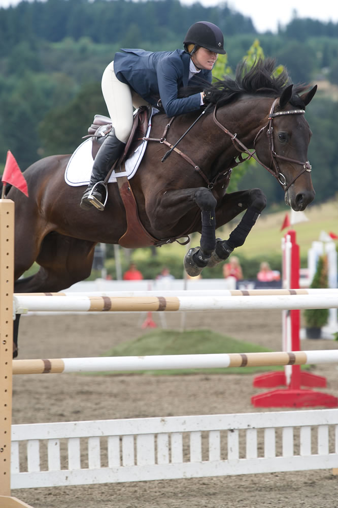 Kendall Pedigo, a senior at King's Way Christian High School in Vancouver, has signed a letter of intent to compete for the equestrian team at Oklahoma State.