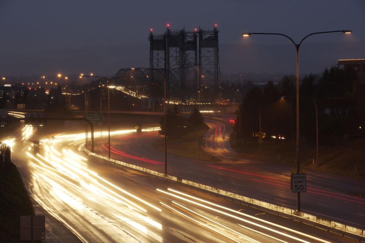 Thousands of Clark County commuters make their way across the Interstate 5 Bridge into Portland every day.