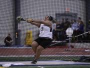 Gabi Dixson, Concordia University track and field