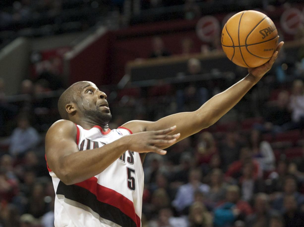 Steven Lane/Columbian files Raymond Felton wore out his welcome with Blazers fans last year, and he's likely to hear about it on Thursday.