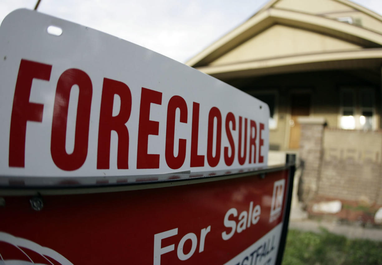 Distressed Clark County homeowners have not been as lucky in avoiding foreclosure over the past five months, according to local housing experts and national data released on Thursday.