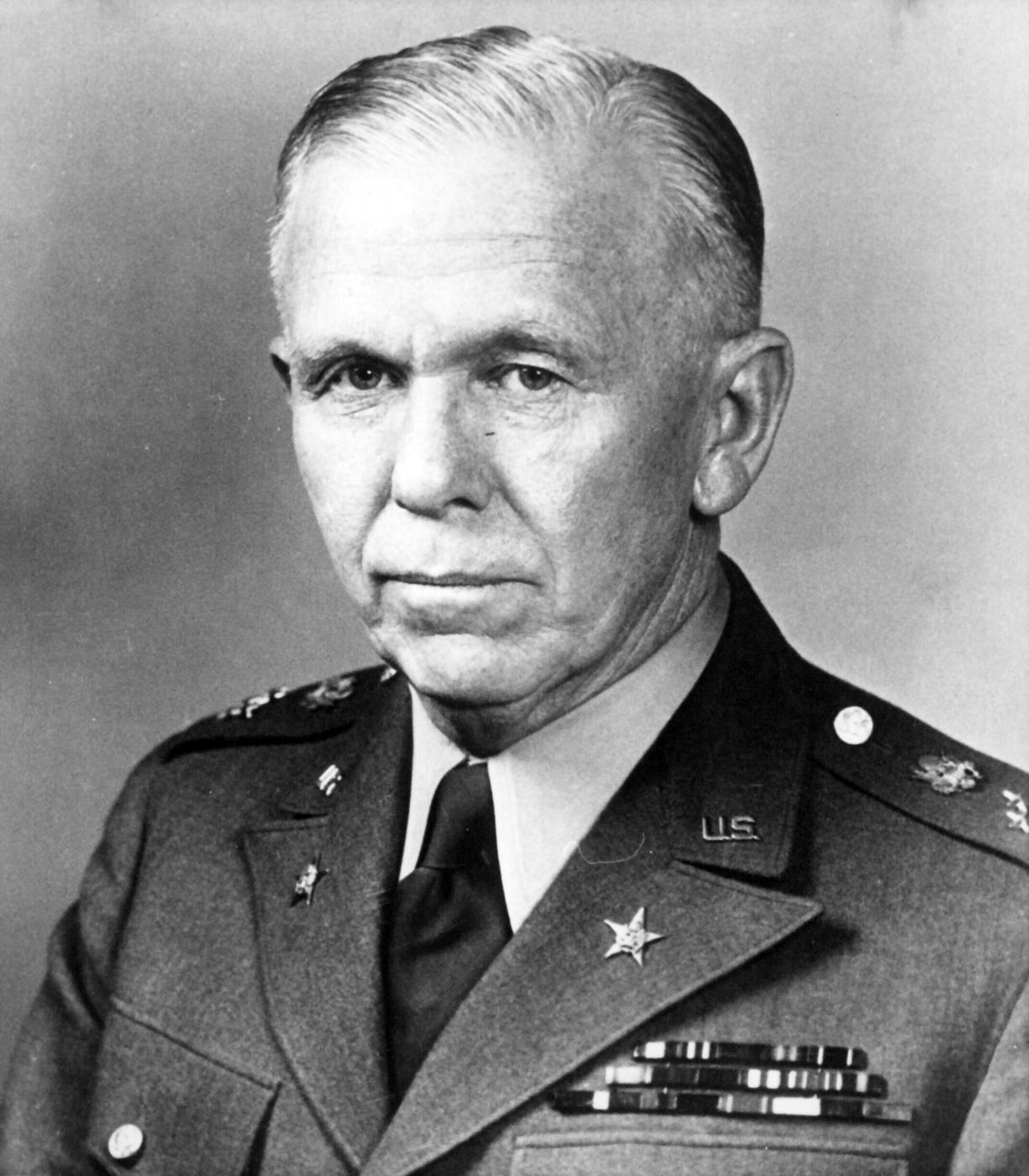 Gen. George C.