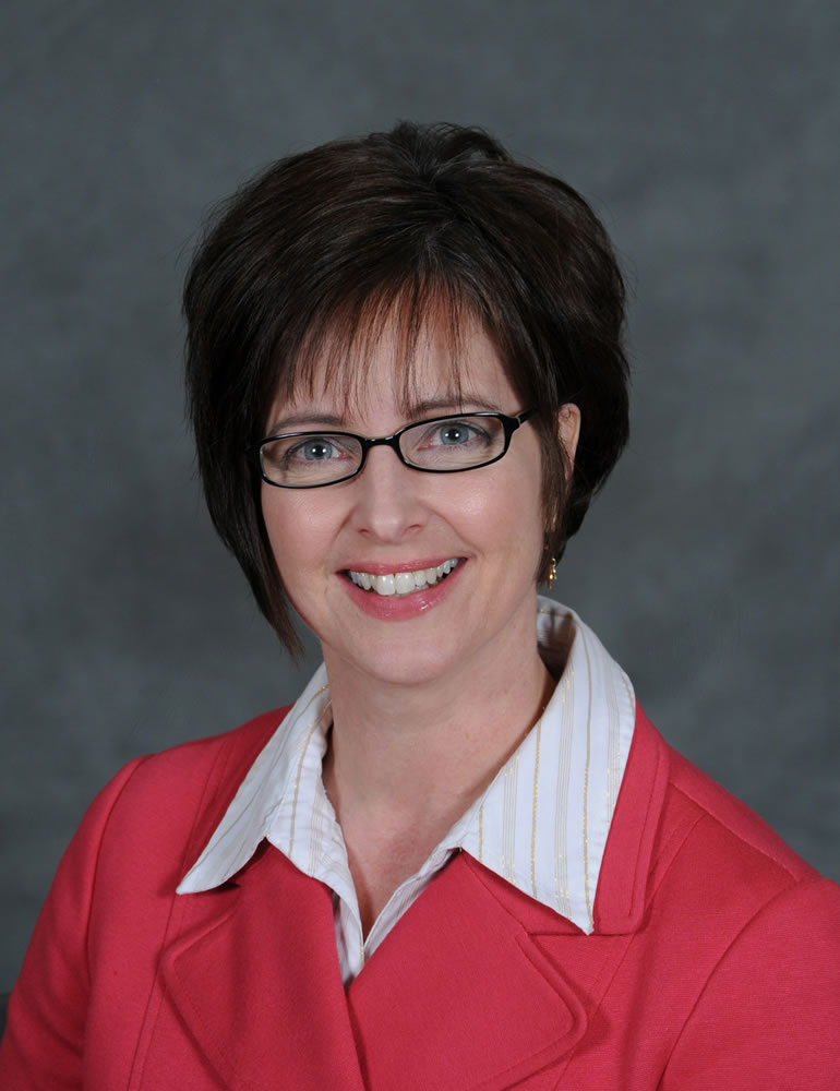 Annette Cleveland is the Democratic candidate for the 49th District state Senate seat.